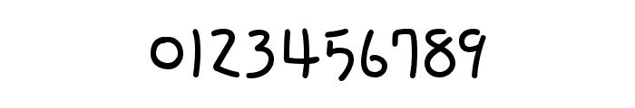 Hi Melody regular Font OTHER CHARS