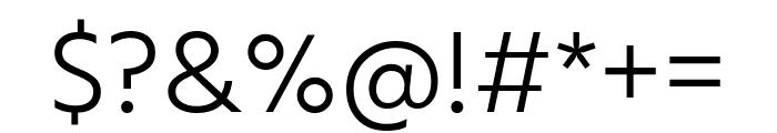 Hind Vadodara 300 Font OTHER CHARS