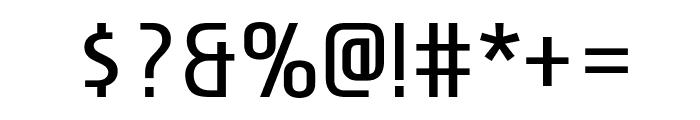 Homenaje regular Font OTHER CHARS