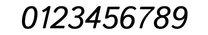 Istok Web 700italic Font OTHER CHARS