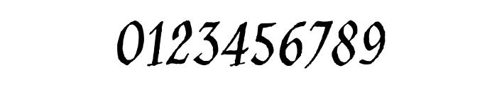 Jim Nightshade regular Font OTHER CHARS