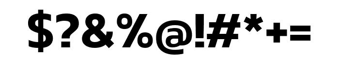 Kanit 600 Font OTHER CHARS