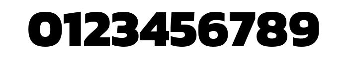 Kanit 800 Font OTHER CHARS