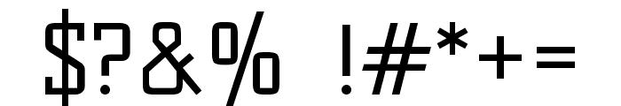 Kelly Slab regular Font OTHER CHARS