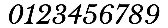 Libre Baskerville italic Font OTHER CHARS