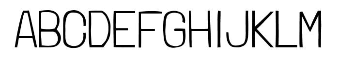 Londrina Solid 100 Font UPPERCASE