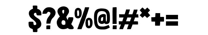 Londrina Solid regular Font OTHER CHARS