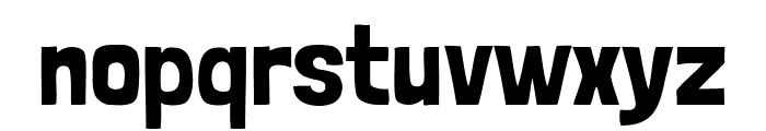 Londrina Solid regular Font LOWERCASE