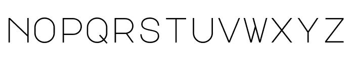 Major Mono Display regular Font LOWERCASE