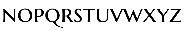 Marcellus SC regular Font LOWERCASE