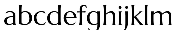 Marcellus regular Font LOWERCASE