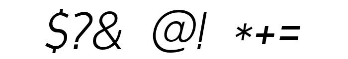 Marvel italic Font OTHER CHARS