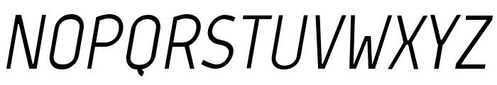 Marvel italic Font UPPERCASE