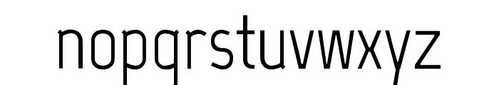 Marvel regular Font LOWERCASE