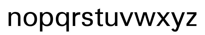 Padauk regular Font LOWERCASE