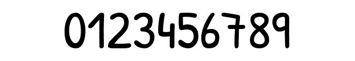 Patrick Hand SC regular Font OTHER CHARS