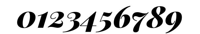 Playfair Display SC 900italic Font OTHER CHARS