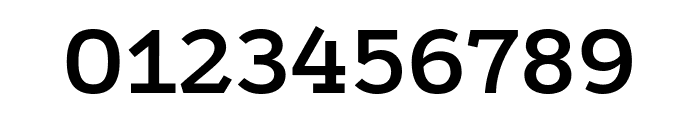 Podkova 600 Font OTHER CHARS
