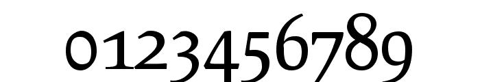 Prociono regular Font OTHER CHARS