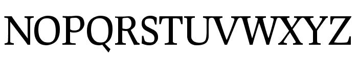 Prociono regular Font UPPERCASE