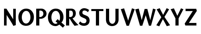 Puritan 700 Font UPPERCASE