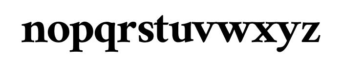 Ramaraja regular Font LOWERCASE