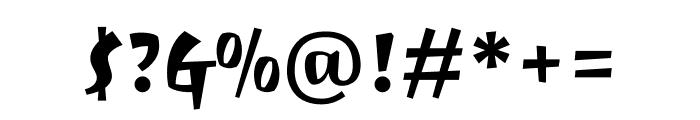 Ravi Prakash regular Font OTHER CHARS