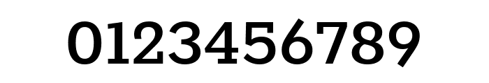 Rokkitt 600 Font OTHER CHARS