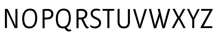 Ruluko regular Font UPPERCASE