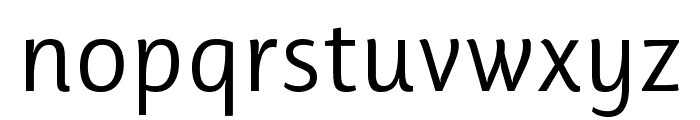 Ruluko regular Font LOWERCASE