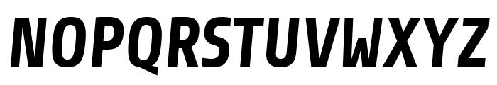 Share 700italic Font UPPERCASE