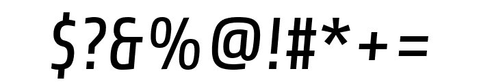 Share italic Font OTHER CHARS