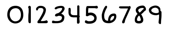 Short Stack regular Font OTHER CHARS