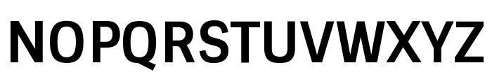 Sintony 700 Font UPPERCASE