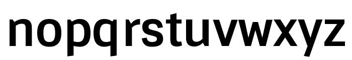 Sintony 700 Font LOWERCASE