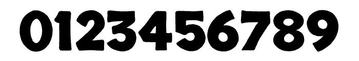 Skranji 700 Font OTHER CHARS