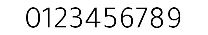 Tajawal 300 Font OTHER CHARS