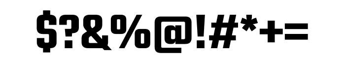 Teko 600 Font OTHER CHARS