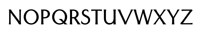 Tenali Ramakrishna regular Font UPPERCASE