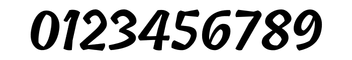 Tillana 600 Font OTHER CHARS