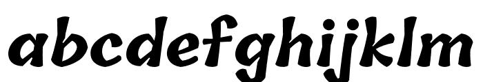 Tillana 700 Font LOWERCASE