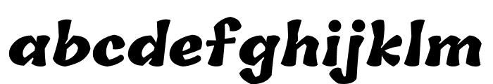 Tillana 800 Font LOWERCASE