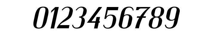 Trochut italic Font OTHER CHARS