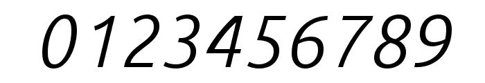 Ubuntu 300italic Font OTHER CHARS