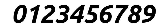 Ubuntu 700italic Font OTHER CHARS