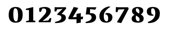 Vesper Libre 900 Font OTHER CHARS