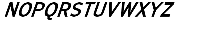 Golden Age Bold Italic Font UPPERCASE