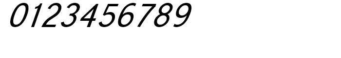 Golden Days Oblique Font OTHER CHARS