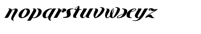Golden Love Regular Font LOWERCASE
