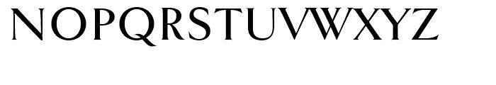 Goldenbook Bold Font UPPERCASE